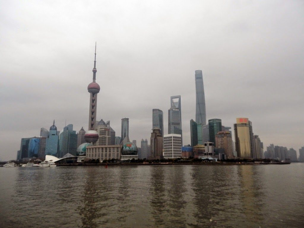 shanghai pudong the bound