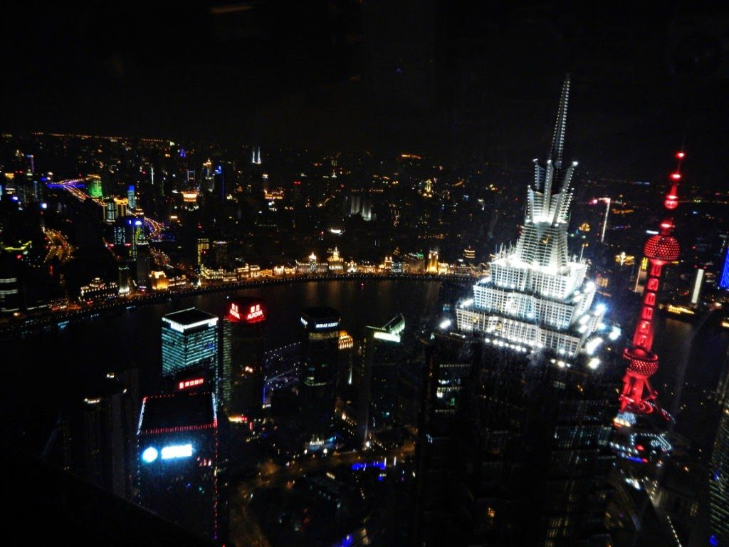 shanghai pudong park hyatt