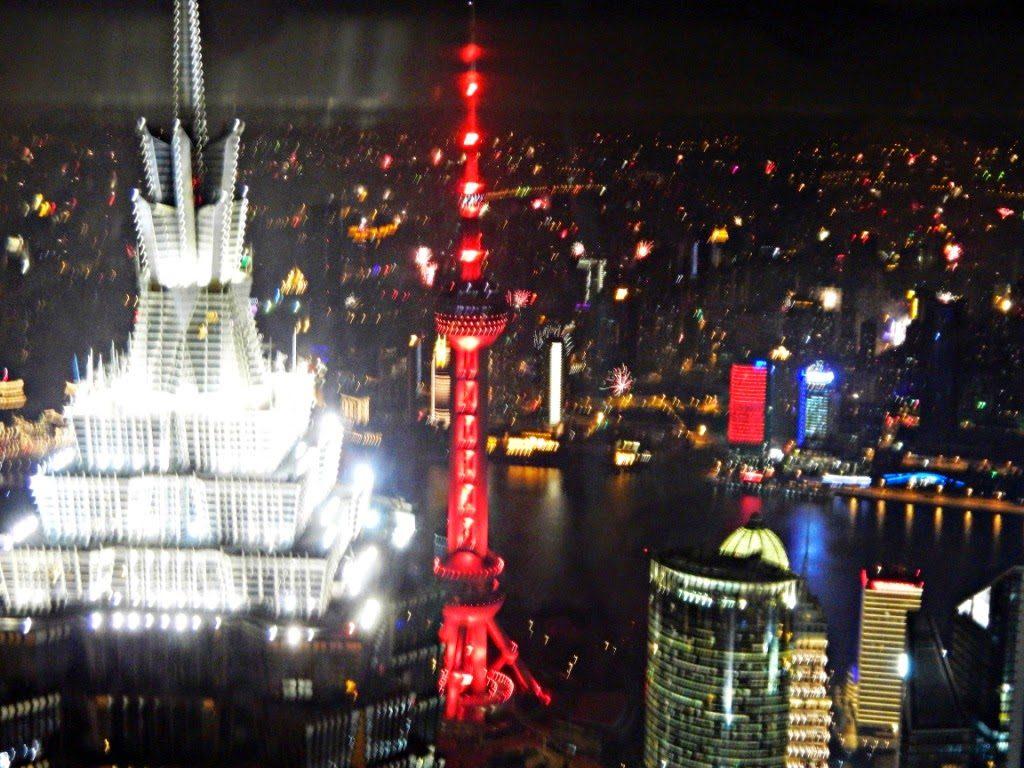 Nowy Rok Shanghaj