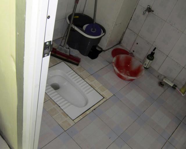 chińska toaleta