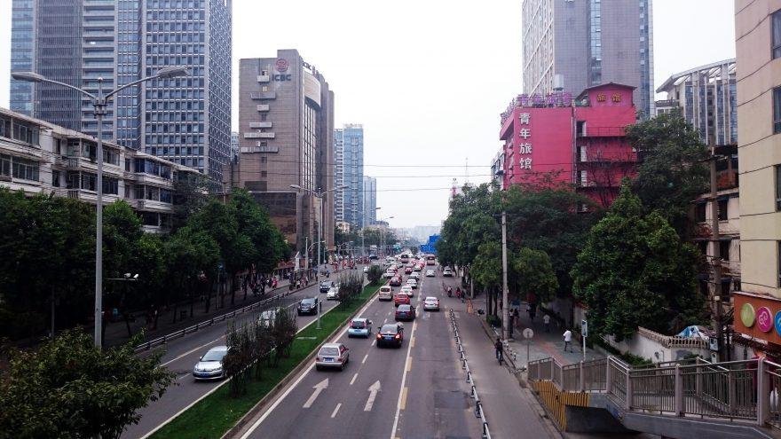 chengdu city center