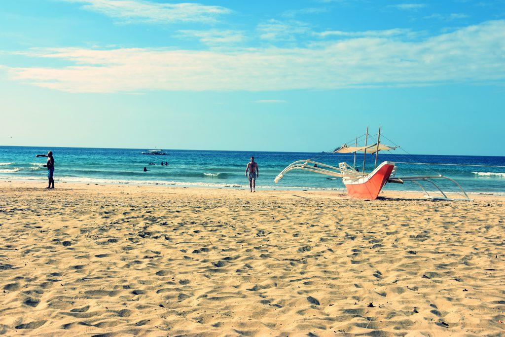 Plaża Nagtabon